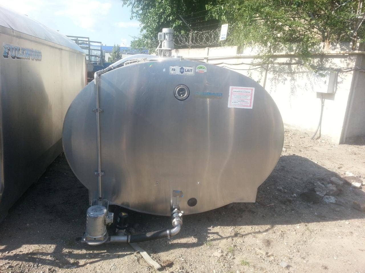 Танк охладитель молока - ООО АгроПромХолод в Днепре