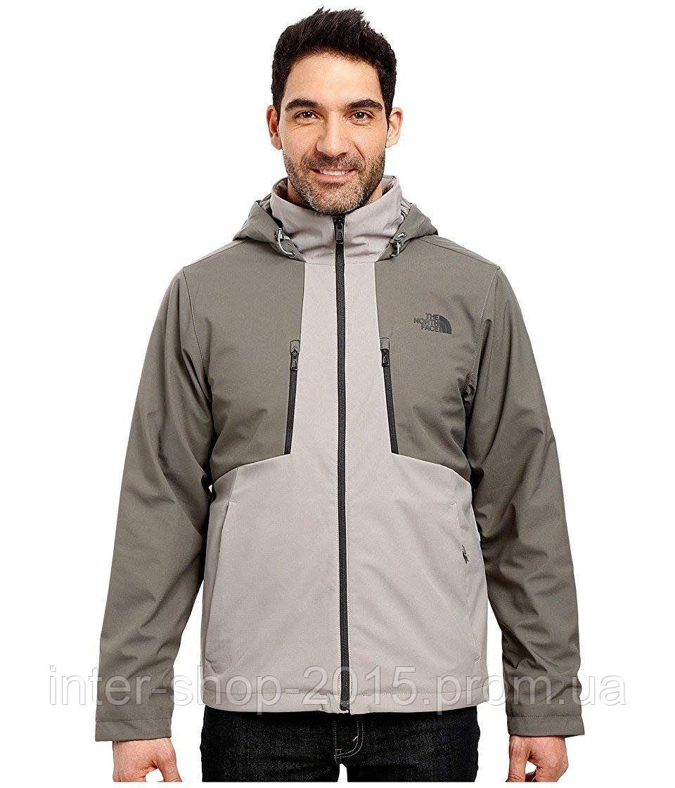 Мужская куртка The North Face Apex Elevation Jacket  Moon Mist Grey/Fusebox Grey
