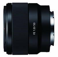 Объектив Sony FE 50 mm f/1.8