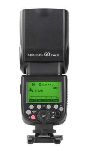 Вспышка Stroboss 60 EVO C (Canon)