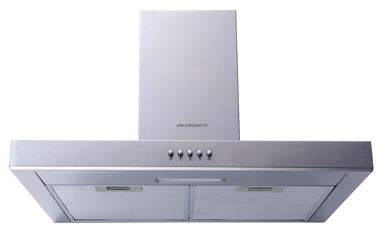Кухонная вытяжка дымоходная 60см T1 BERDSEN