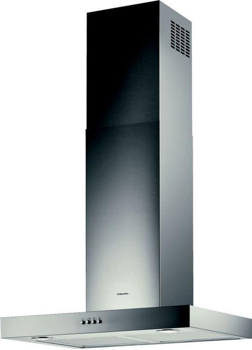 Вытяжка дымоходная ELECTROLUX JFC 60244 X 420M3/H 60СМ