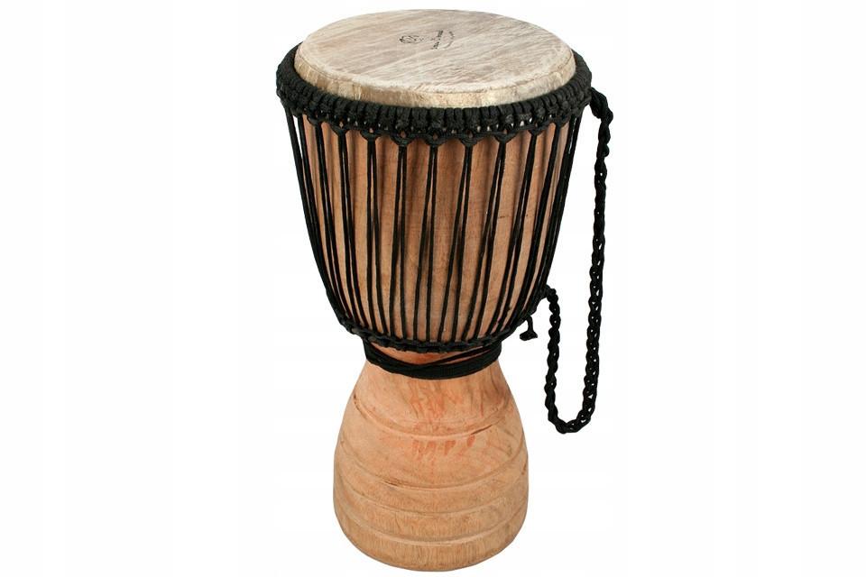 """Оригинальный африканский барабан Djembe 10"""" ручная работа"""
