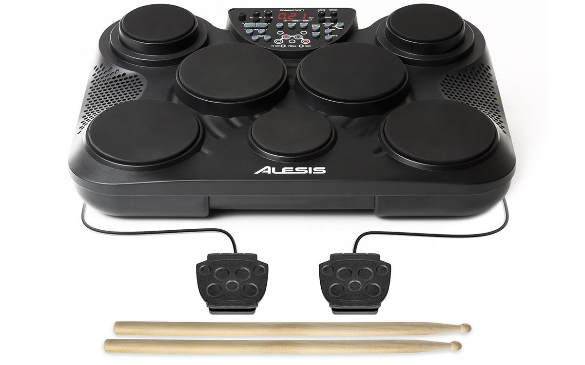 Настольные электронные барабаны ALESIS COMPACTKIT7
