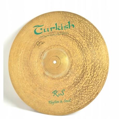 "Барабанная тарелка TURKISH RHYTHM & SOUL THIN CRASH 18"" DP"
