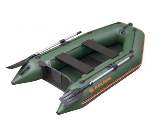 Туристическая надувная лодка Kolibri KM-280