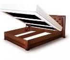 Кровать Светлана Дерево с подъемным механизмом, фото 2