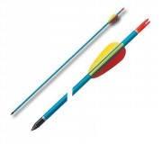 Стрела-AAL30 (алюминий) ,спортивное оружие,комплектующее к лукам,стрелы для лука,арбалеты,рогатки,дартс,ориги