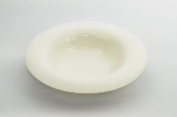 Порцелянова тарілка для першого на 450 мл