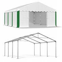 Павильон свадебный, торговый, гаражный 4x6 м PE 240 г/м²
