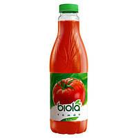 Біола. Сок томатный 1л (4820010891803)