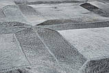 Купить кожаный элитный ковер ручной сборки изкусочков шкуры теленка, фото 5