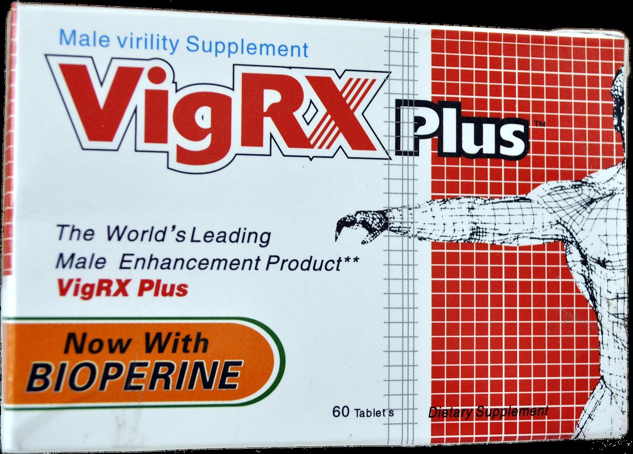 VigRX Plus таблетки для увеличения пениса и потенции