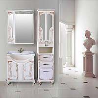 Шкаф зеркальный Барселона-175