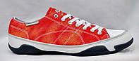 Кроссовки, кеды мужские, красные - Krokers (оригинал). Размеры 46 - стелька 29,5 см. Krokers 14SV016.