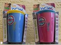 Чашка непроливайка Wow Cup