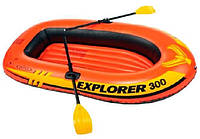 "Надувная лодка Intex ""Explorer Pro 300"" 244х117х34 см (58358)"