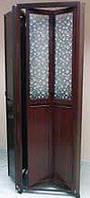 ДВЕРЬ-КНИЖКА серии «DOOR BOOK DD/DB» со стеклом