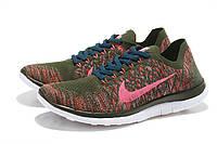 Женские кроссовки  Nike Free 4.0 Flyknit, фото 1
