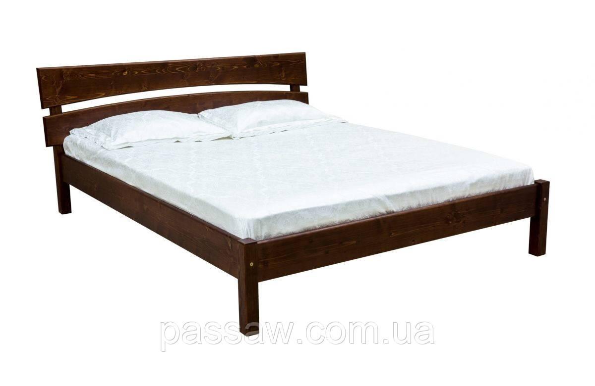 Кровать деревянная Л-214 1,6