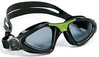 Очки для триатлона Aqua Sphere Kayenne, dark lens black/green