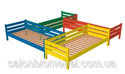Подростковые цветные кровати