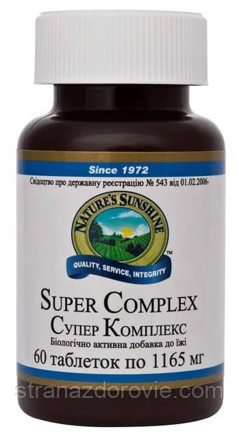 Супер комплекс Super Complex - 60 таб - NSP, США