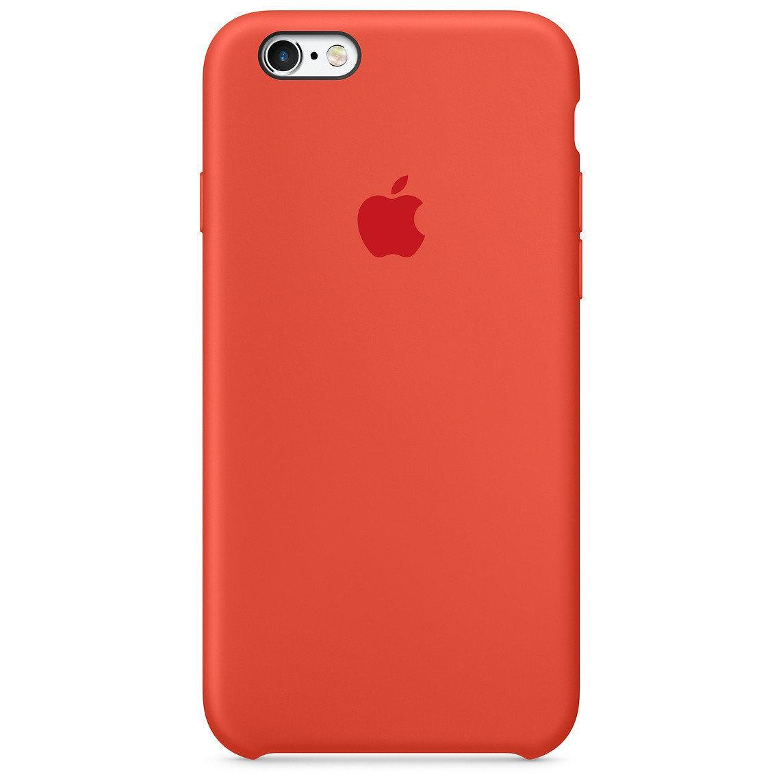 Чехол накладка SILICONE CASE iPhone 6/6S