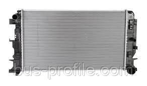 Радиатор охлаждения на MB Sprinter 906, VW Crafter 2006→ — Nissens (Дания) — 67156А