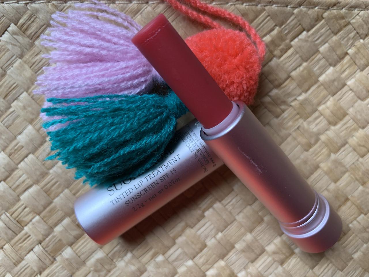 Оттеночный бальзам для губ FRESh Sugar Lip Treatment Sunscreen SPF15
