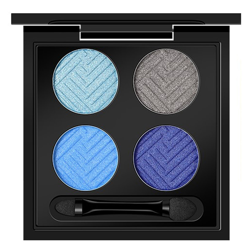Набір тіней для повік O. TWO.O Color Eyeshadow Palette, 01, 10 м