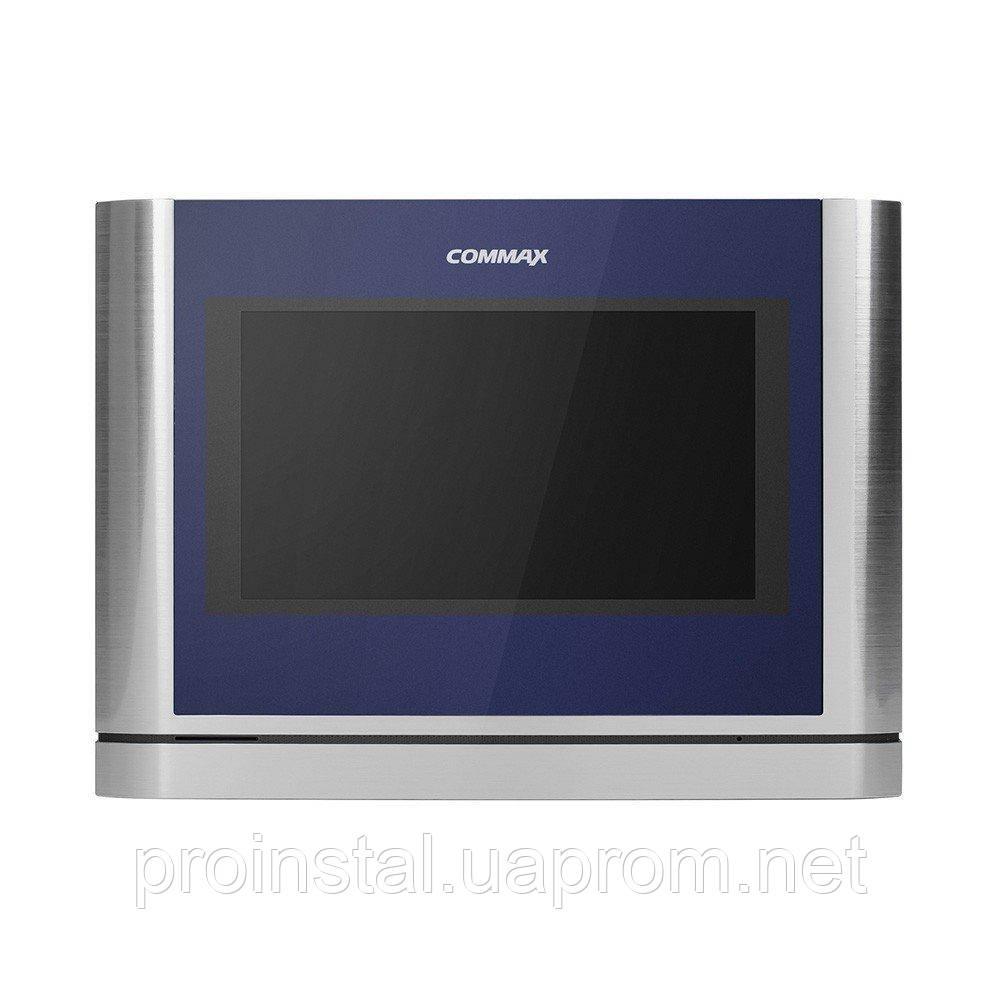 IP видеодомофон Commax CIOT-700M Blue