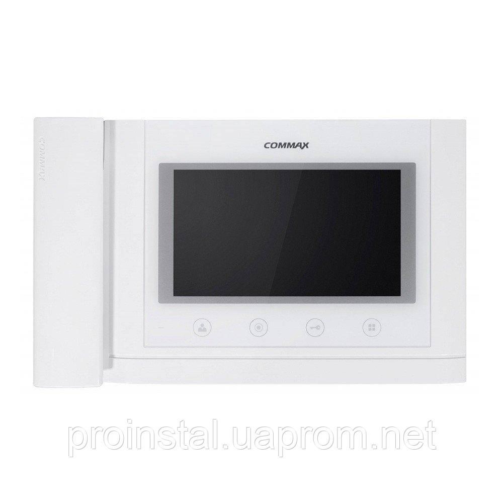 Видеодомофон Commax CDV-70MH White + White