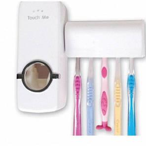 Держатель с дозатором для зубных щёток, фото 2