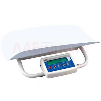 Весы медицинские с ростометром, для новорожденных, кресло-весы, весы-рампы