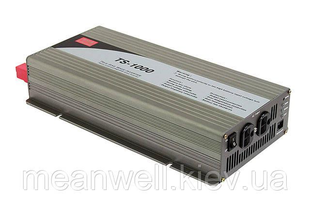 TS-1000-248B Блок питания Mean Well  Инвертор 1000 Вт, 230 В (DC/AC Преобразователь)