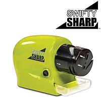 Точилка для ножей и ножниц на батарейках Swifty Sharp