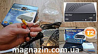 Цифровой тюнер Т2 - World Vision T37