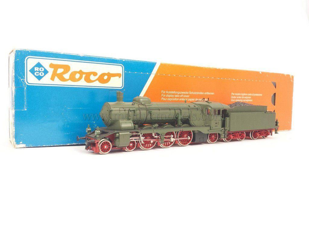 Roco 43216 пассажирский паровоз серии С,масштаба  Н0