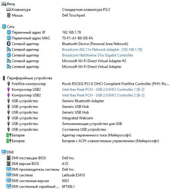 Б/У Dell Latitude E5410 14″ i5-520M/3GB/ HDD 320GB/HD Graphics i3 i7