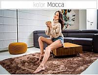 Мягкий плюшевый ковер 160x230 см