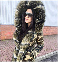 Куртка женская Parka Moro