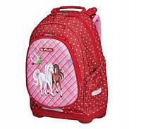 Школьный рюкзак для девочек Herlitz Bliss HORSES