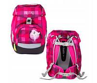 Школьный рюкзак для девочек Ergobag Prime PrimBear Ballerina, фото 1