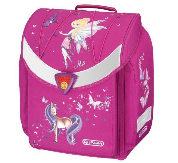 Школьный рюкзак для девочек Herlitz Flexi Фея