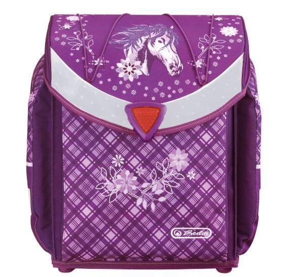 Школьный рюкзак для девочек Herlitz Flexi Лошадь