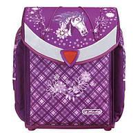 Школьный рюкзак для девочек Herlitz Flexi Лошадь, фото 1