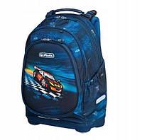 Школьный рюкзак для мальчиков Herlitz Bliss SUPER RACER