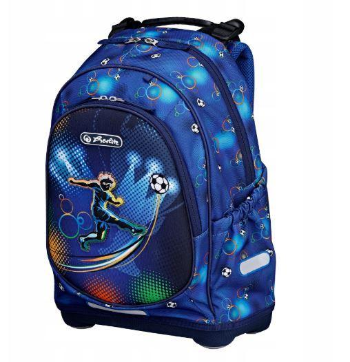 Школьный рюкзак для мальчиков Herlitz Bliss Soccer