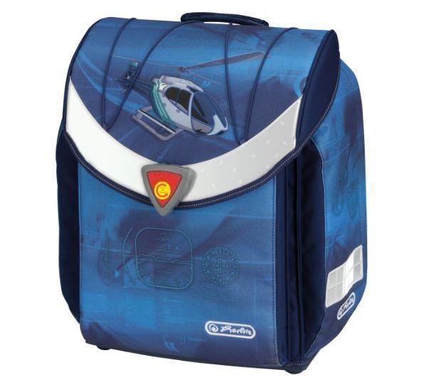 Школьный рюкзак для мальчиков FLEXI HELICOPTER HERLITZ